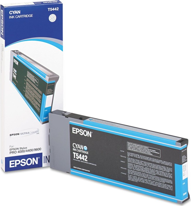 Epson T5442 Tinte cyan (C13T544200) -- via Amazon Partnerprogramm