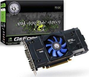KFA² GeForce GTX 460 EXOC, 1GB GDDR5, 2x DVI, mini HDMI (60XFH6HS3GXL)
