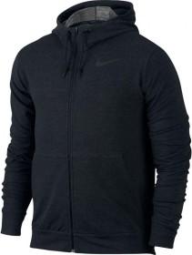 Nike Dry Hoodie Jacke schwarz/pure/schwarz/metallic hematite (Herren) (742210-010)