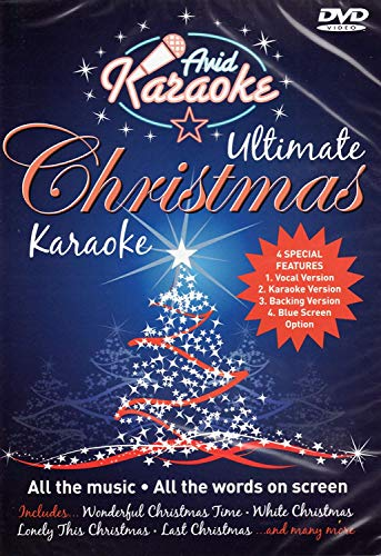 Karaoke: Weihnachtslieder -- via Amazon Partnerprogramm
