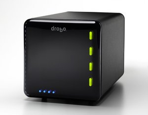 "Data Robotics Drobo, 3.5"", USB 2.0"