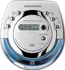 Grundig CDP 9100 SPCD (CD-portable) -- File written by Adobe Photoshop¨ 4.0
