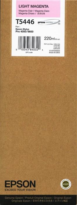 Epson Tinte T5446 magenta hell (C13T544600) -- via Amazon Partnerprogramm