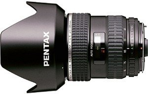 Pentax smc FA 645 45-85mm 4.5 schwarz (26725)