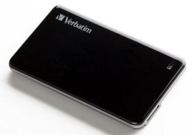 "Verbatim store 'n' Go USB 3.0 external SSD black 128GB, 2.5"", USB 3.0 micro-B (47622)"