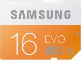 Samsung EVO R48 SDHC 16GB, UHS-I, Class 10 (MB-SP16D/EU)