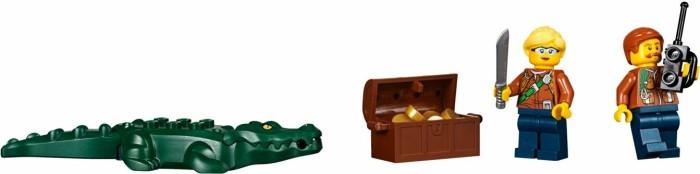 LEGO City Dschungelforscher Dschungel Versorgungshubschrauber ab € 249,99 (2020)   Preisvergleich Geizhals Österreich