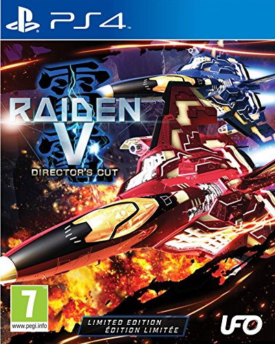Raiden V - Director's Cut (PS4)