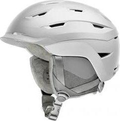 Smith Liberty Helm matte satin white (Damen)