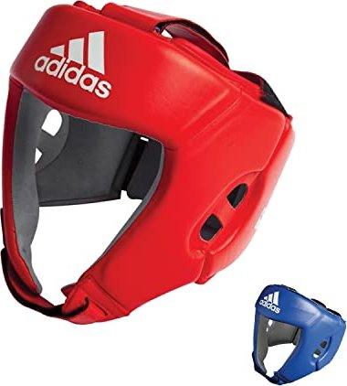 adidas Kopfschutz Boxing AIBA rot -- via Amazon Partnerprogramm