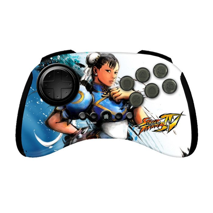 MadCatz Street Fighter IV Fightpad Chun-Li (German) (PS3)