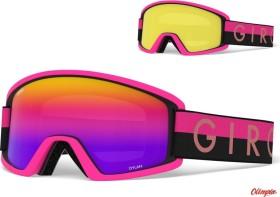 Giro Dylan black pink throwback/rose spectrum/yellow (Damen) (7094553)