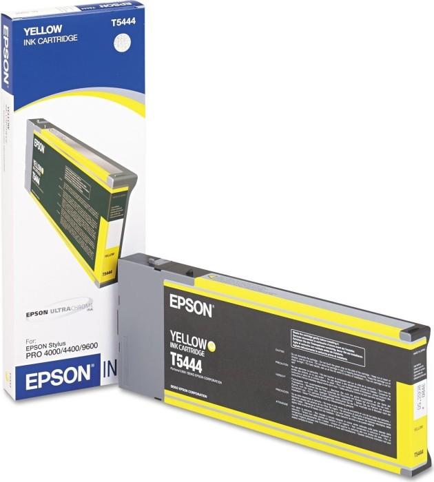 Epson Tinte T5444 gelb (C13T544400) -- via Amazon Partnerprogramm