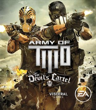Army Of Two - The Devil's Cartel (English) (PS3)