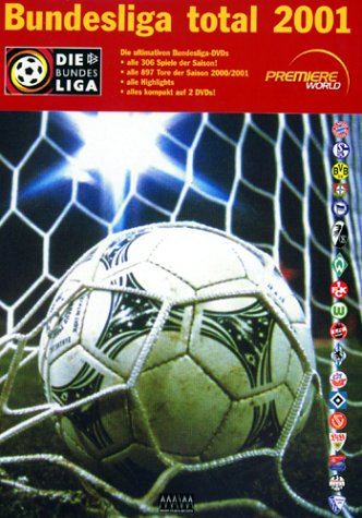 Fußball: Bundesliga Total 2001 (DE) -- via Amazon Partnerprogramm