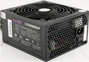 LC-Power Silent Giant LC6600GP2 Green Power 600W ATX 2.3