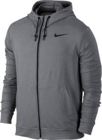 Nike Dry Hoodie Jacke cool grey/pure/schwarz (Herren) (742210-065)