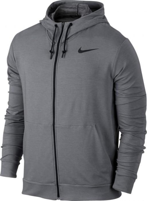Nike Dry Hoodie Jacke cool greypureschwarz (Herren) (742210 065) ab € 56,99