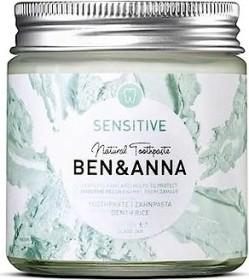 Ben & Anna natural Care toothpaste sensitive, 100ml