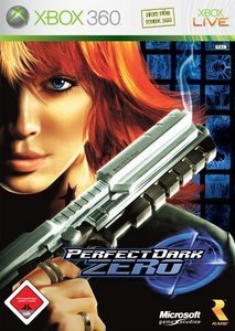 Perfect Dark Zero (deutsch) (Xbox 360)