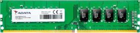 ADATA Premier DIMM 4GB, DDR4-2666, CL19-19-19-43, single tray (AD4U2666J4G19-S)