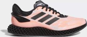 adidas 4D Run 1.0 signal coral/core black/cloud white (FW6839)