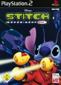 Stitch Experiment 626 (PS2)