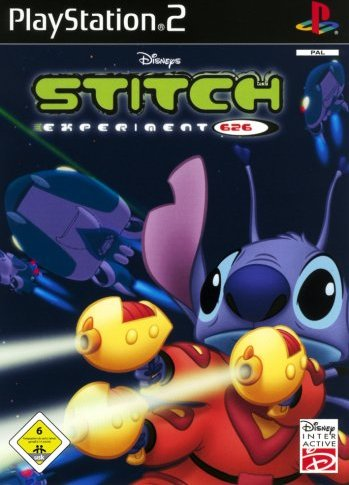 Stitch Experiment 626 (niemiecki) (PS2) -- via Amazon Partnerprogramm