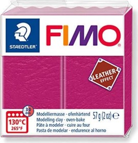 Staedtler Fimo Soft 57g leather effect beere (8010-229)