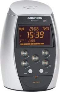 Grundig Noctus SC 9100 DCF RDS Uhrenradio