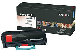 Lexmark Toner E360H21E black