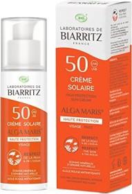 Laboratoires de Biarritz Alga Maris Sonnencreme Gesicht LSF50, 50ml