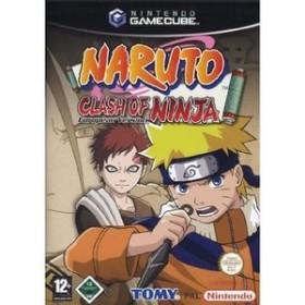 Naruto 2 - Clash of Ninja (GC)