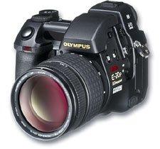 Olympus E-20P black body (E0413405)