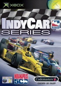 Indy Car Series (German) (Xbox)