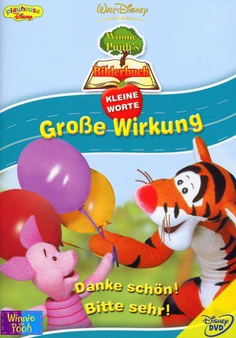 Winnie Puuh's Bilderbuch 1 - Im Land der Fantasie -- via Amazon Partnerprogramm