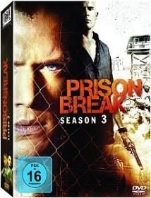 Prison Break Season 3 (DVD)