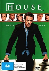House, M.D. Season 4 (UK)