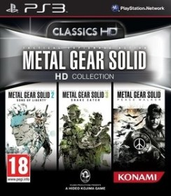 Metal Gear Solid - HD Collection (PS3)