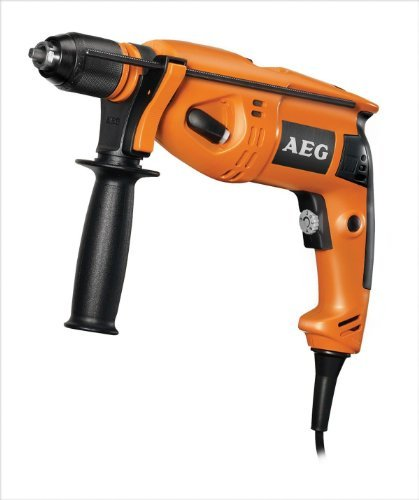 AEG SB 2E750R SuperTorque electric hammer drill incl. case (4935412853) -- via Amazon Partnerprogramm