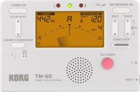 Korg TM-60 white