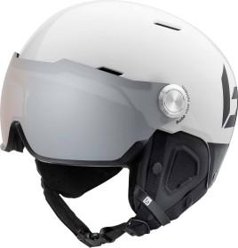 Bollé Might Visor Premium Helm shiny white/black (31844/31845/31846)