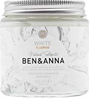 Ben & Anna natural Care toothpaste white with fluorid, 100ml