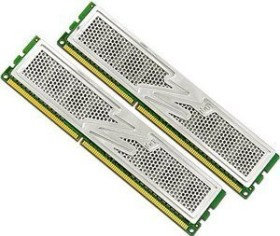 OCZ Platinum Enhanced Bandwidth DIMM Kit 4GB, DDR3-1600, CL7-7-6-22 (OCZ3P1600EB4GK)