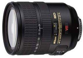 Nikon AF-S 24-120mm 3.5-5.6G IF-ED VR schwarz (JAA782DC)
