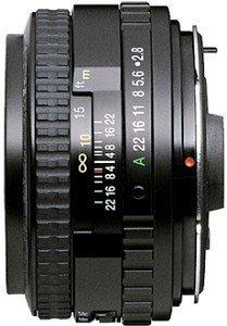 Pentax smc FA 645 75mm 2.8 schwarz (26121)