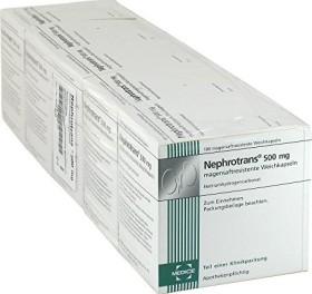 Nephrotrans 500mg magensaftresistente Weichkapseln, 500 Stück