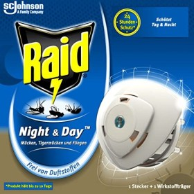 Raid insects-plug Night & Day Trio refill (666776)