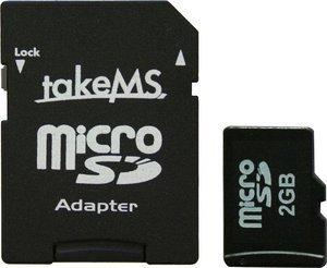 takeMS microSD 2GB (MS2048TFL010R)