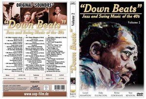 Down Beats - Jazz and Swing Music of the 40's Vol. 2